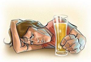 Как психологически обьяснить человеку чтобы он бросил пить