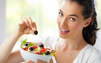 Весеннее похудение - главное правильно питаться